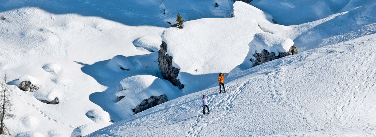 4* a 100 metri dal centro di Cortina d'Ampezzo
