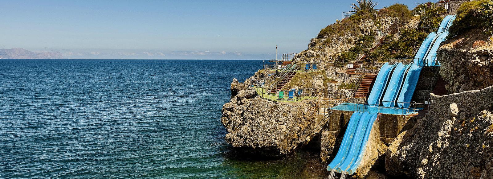 4* con vista panoramica sul Golfo di Castellammare