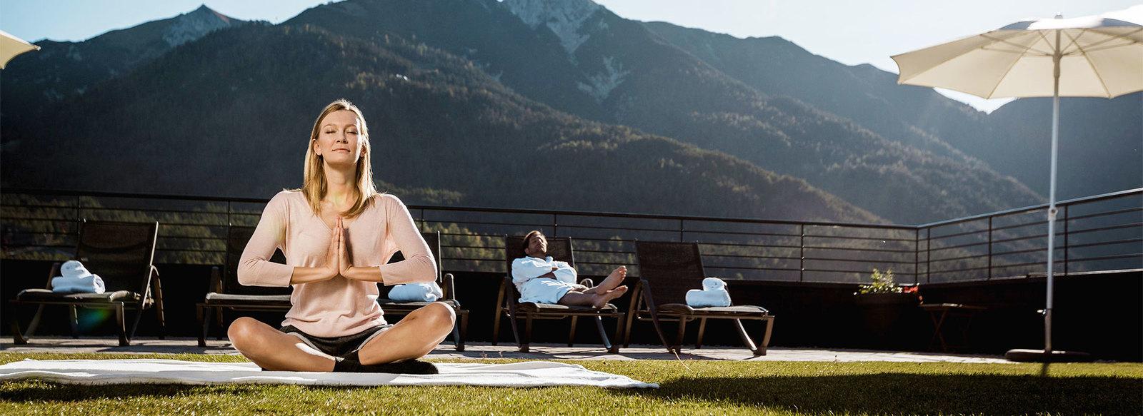 Wellness & Sport tra la natura