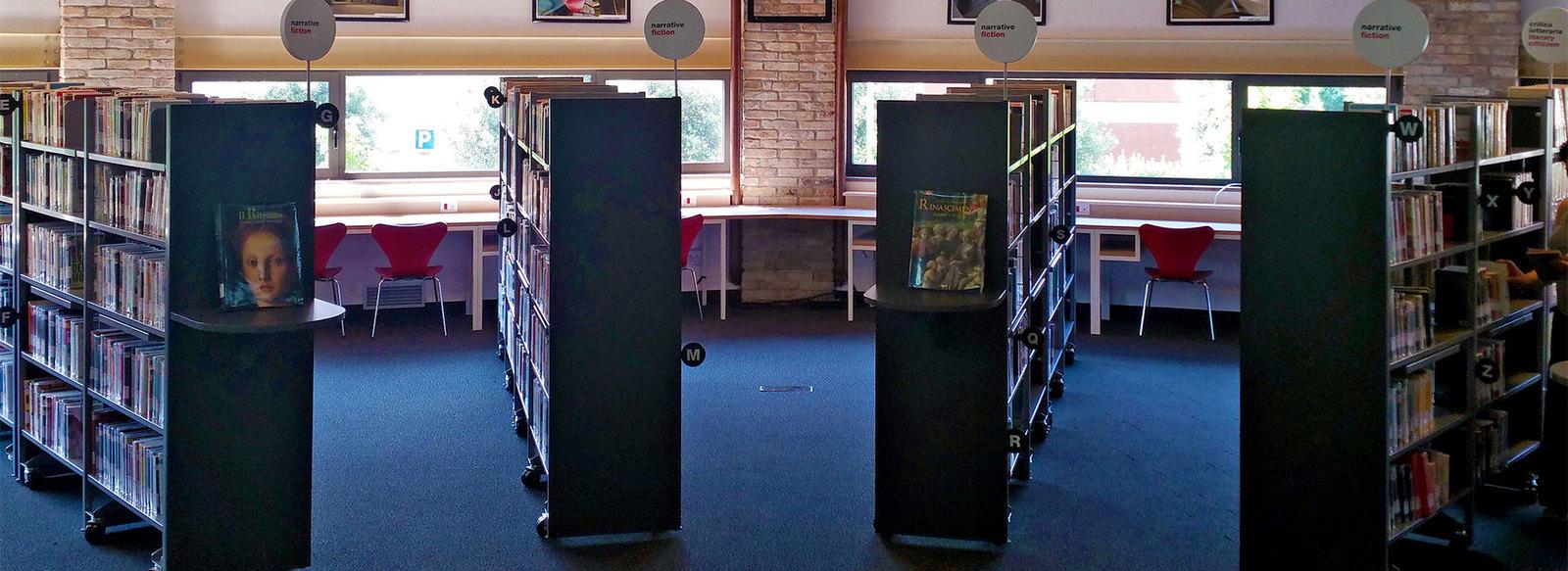 Nella terra Leopardiana, dalle aziende leader in produzioni di stampa alle storiche biblioteche