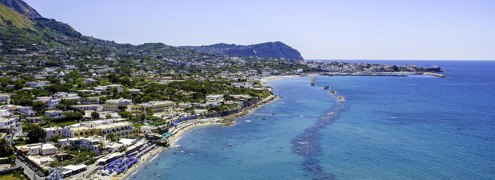 3* sull'incantevole costa sudovest dell'Isola di Ischia