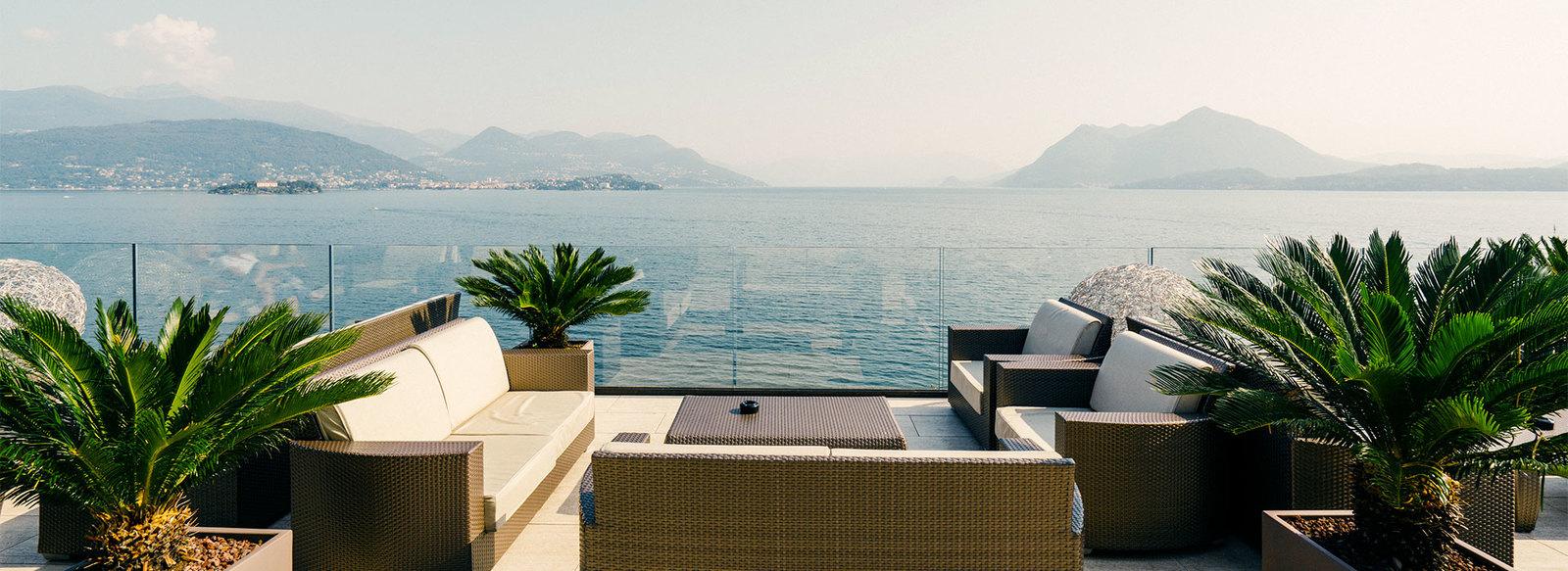 Elegante 4* sul lago Maggiore