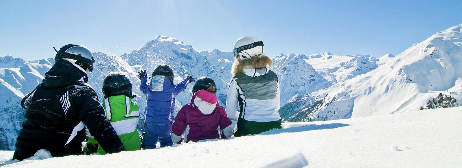 Coccole e sci in Val Venosta