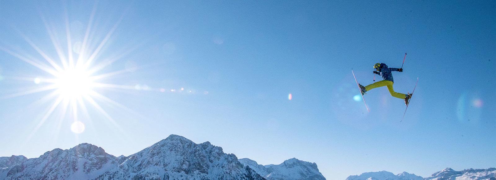 A 840 metri di altitudine