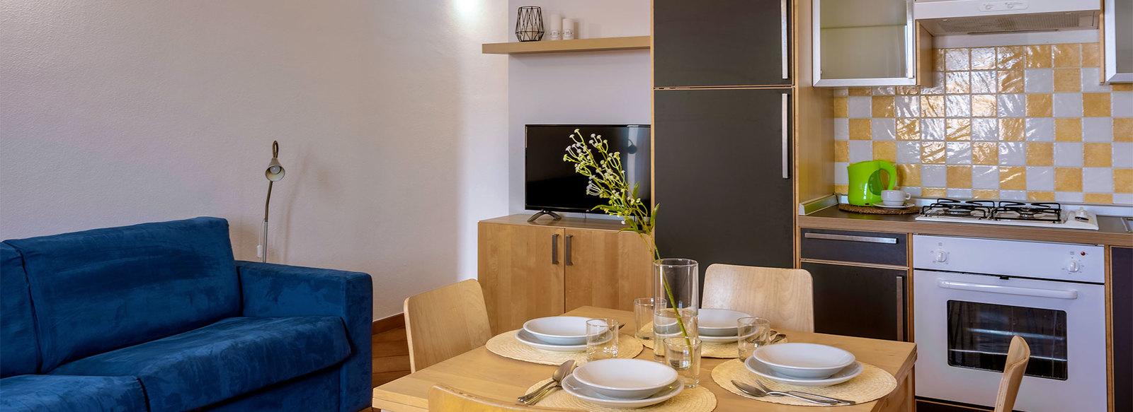 Appartamenti fino a 5 posti in Gallura