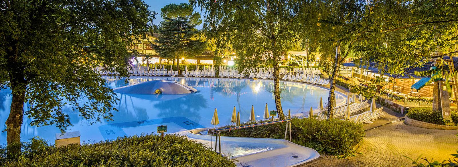 Family Park 4* nei pressi del Lago di Garda