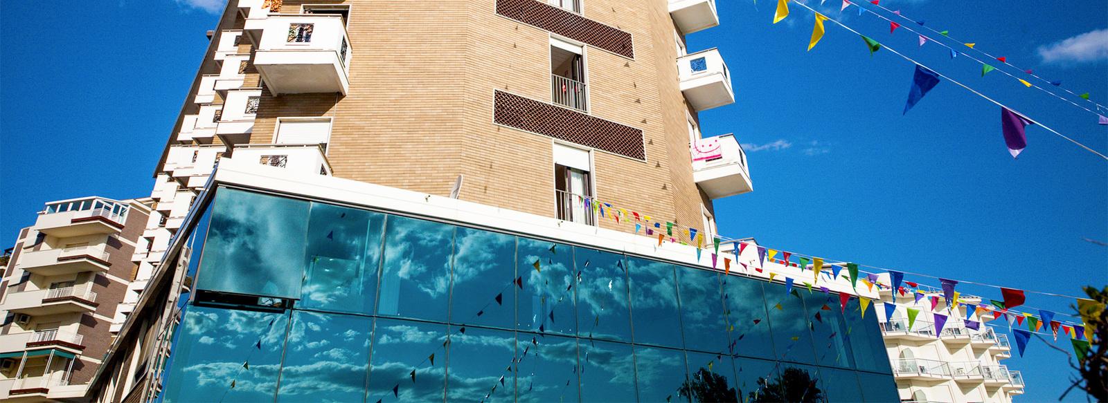 Hotel fronte mare