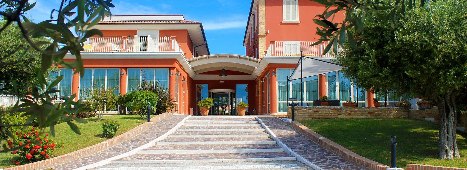 Hotel & Spa Resort vista mare