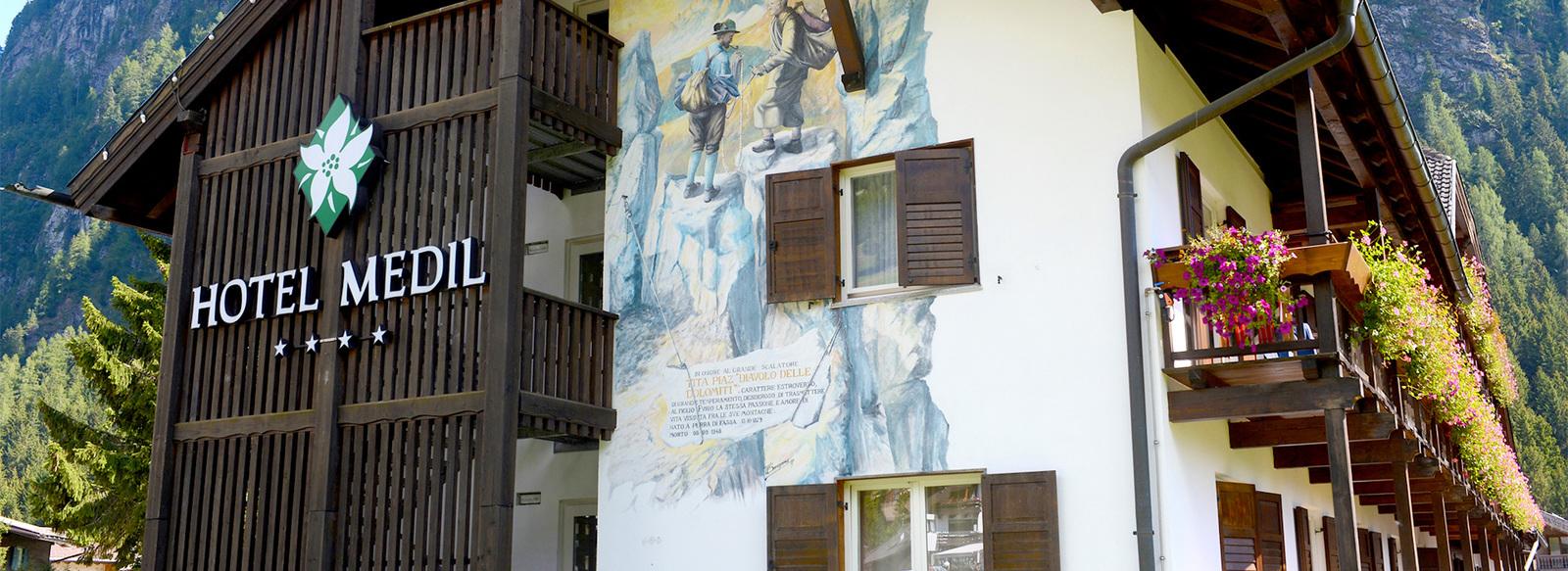 Wellness & Family in Val di Fassa