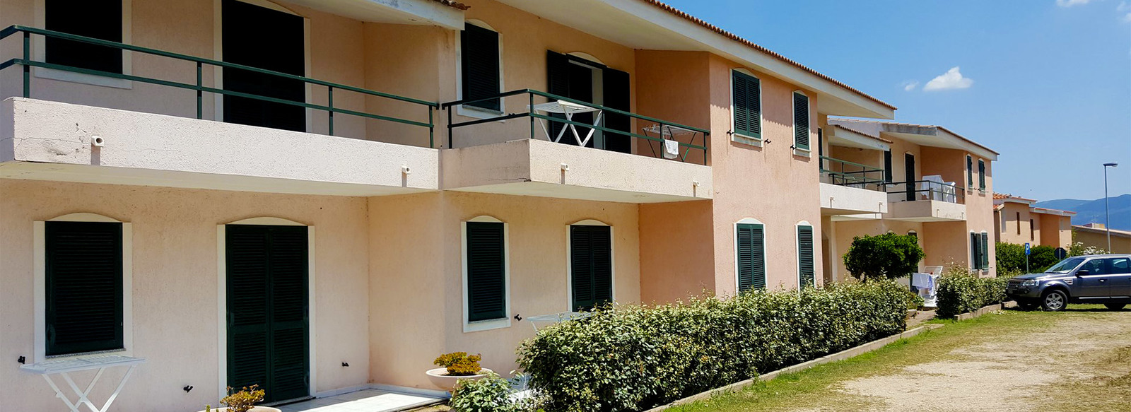 Appartamenti a 100 metri dal mare
