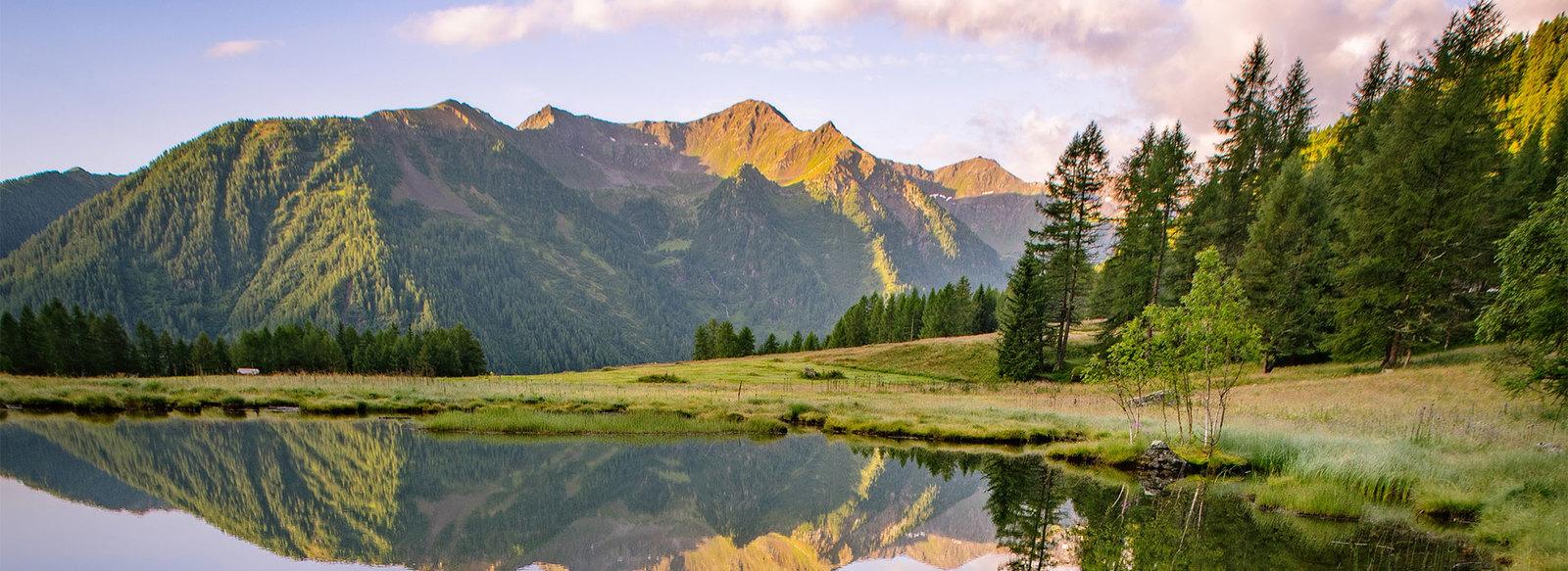 Nel cuore delle Dolomiti di Brenta