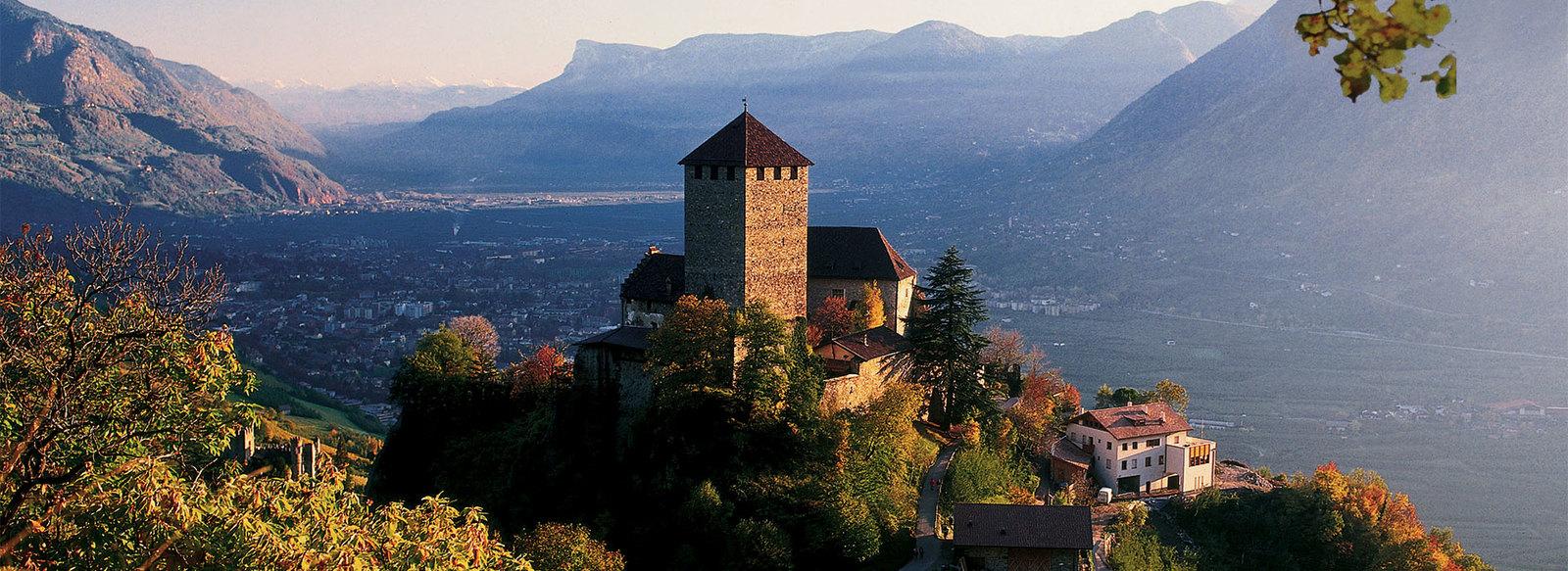 Ambiente moderno e raffinato in Val Venosta