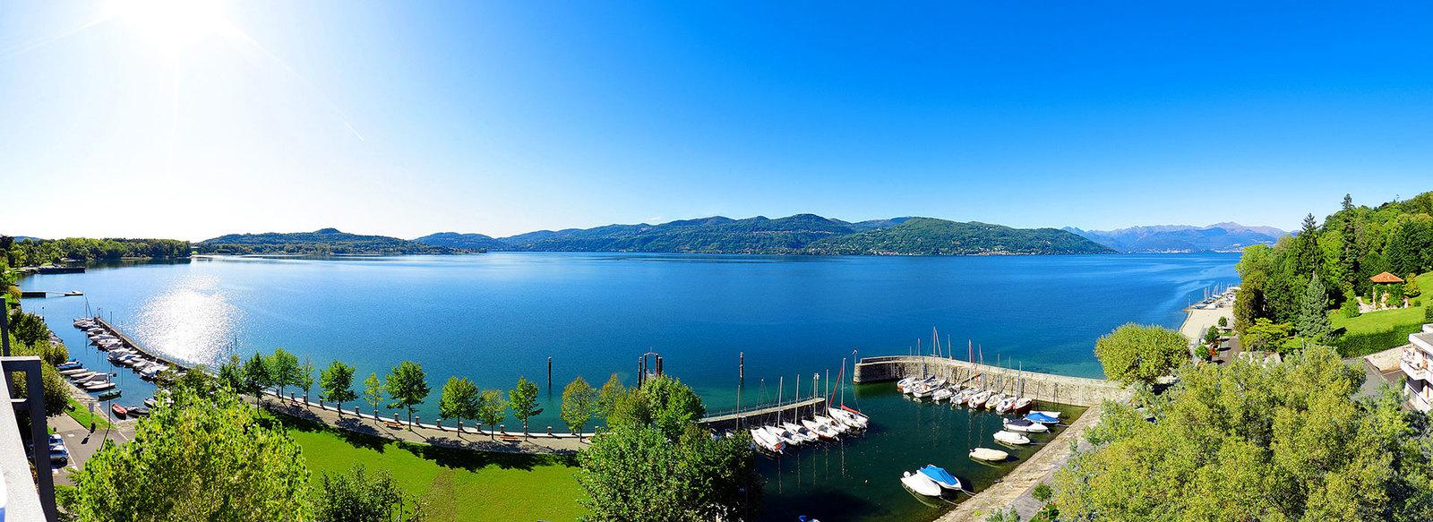 Panoramico hotel vista lago