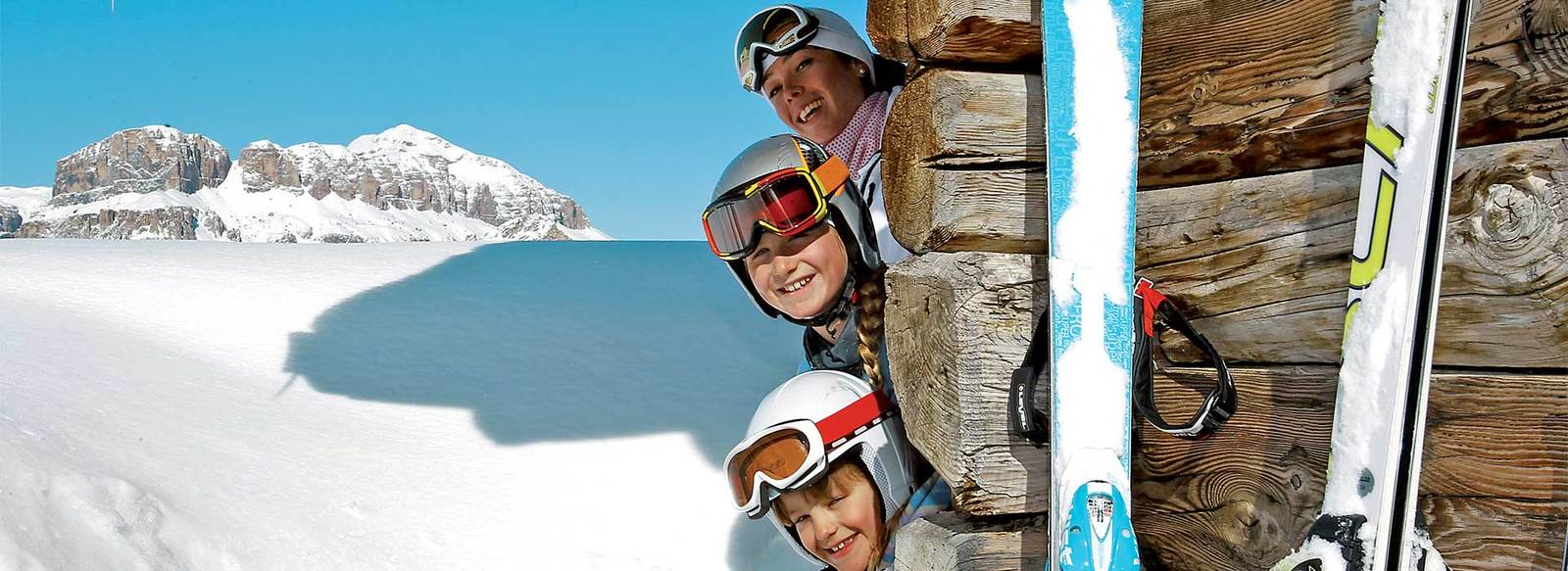 Family Hotel low cost in Val di Fassa