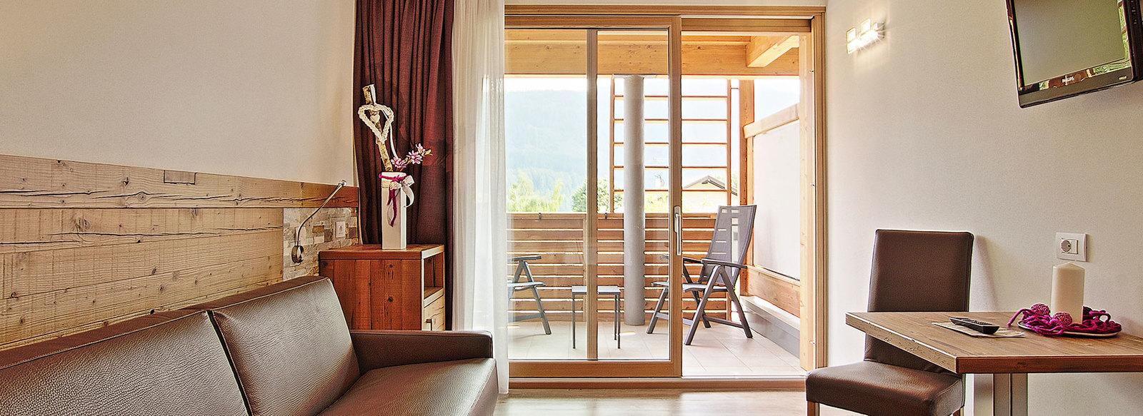Family hotel nel cuore della Val di Fiemme