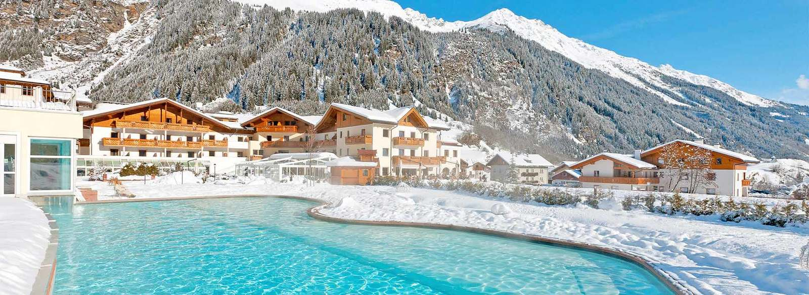 8.000 mq di wellness in Sud Tirolo