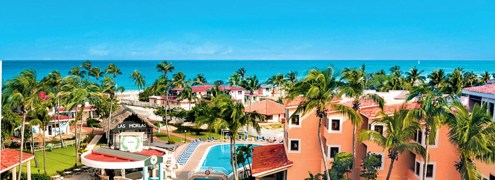 Posizione invidiabile, nel cuore dei Caraibi