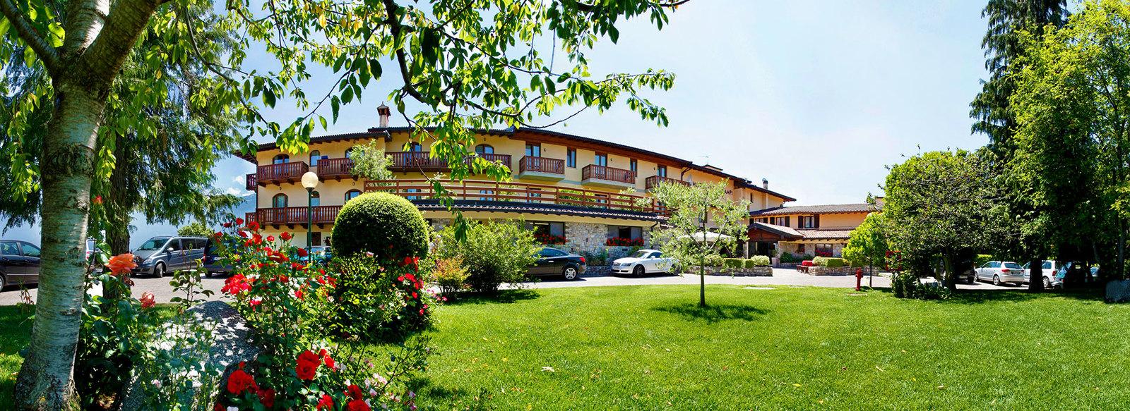 Hotel 4* nell'affascinante entroterra del Lago di Garda