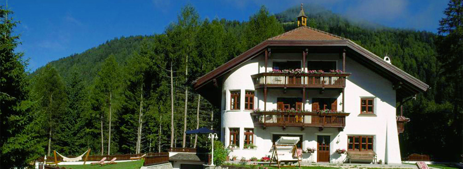 Ambiente familiare in Val Pusteria