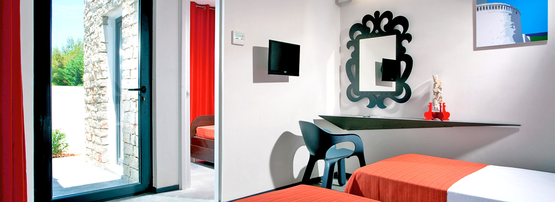 Resort 4* nell'alto Salento