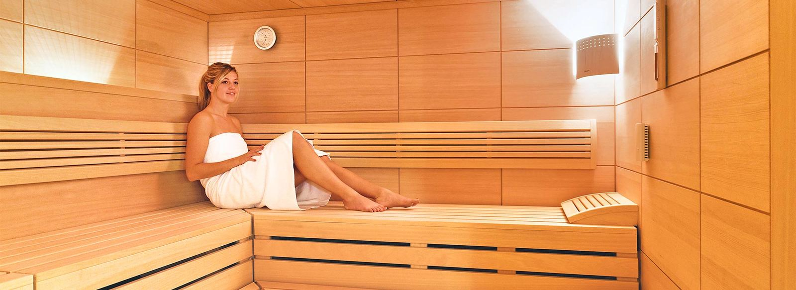 1.500 mq di area wellness, include buono per la SPA