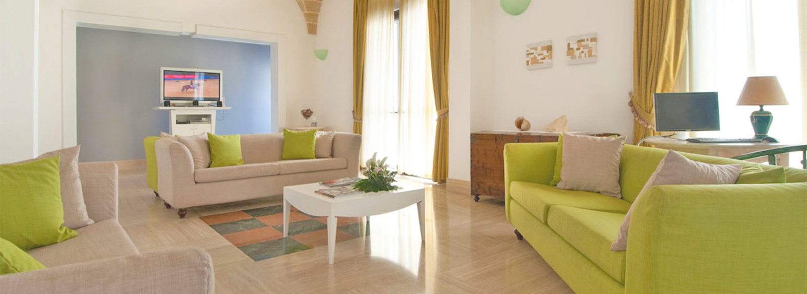 In Salento, hotel elegante e moderno