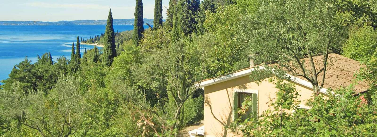 Resort 4* vista lago