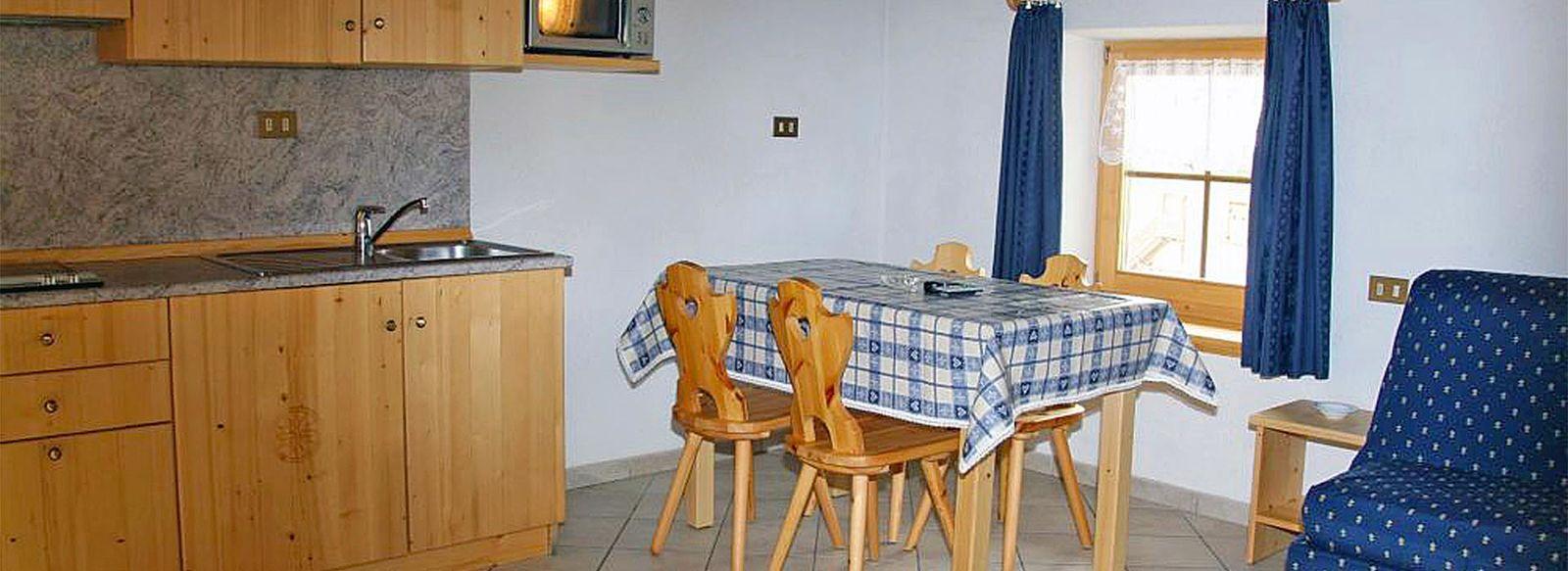 Confortevoli appartamenti in Alta Valtellina