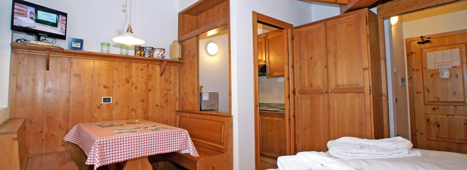 Sporting residence 3* nel cuore delle Dolomiti