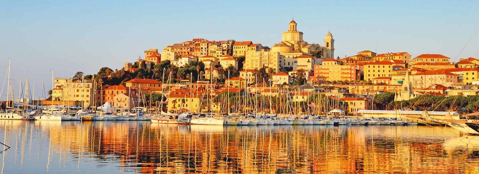 Weekend nella Riviera dei Fiori