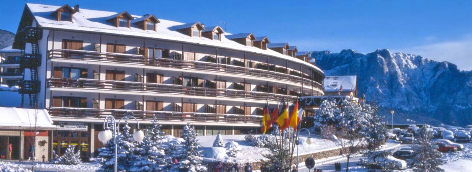 Family Resort in Val di Fiemme