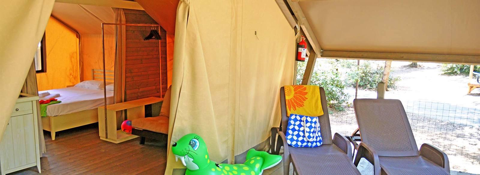 Glamping: Glamour & Camping tra mare e pineta