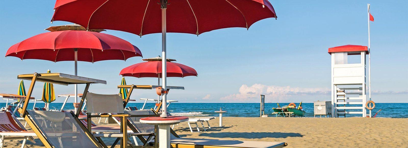 Essenziale con spiaggia inclusa
