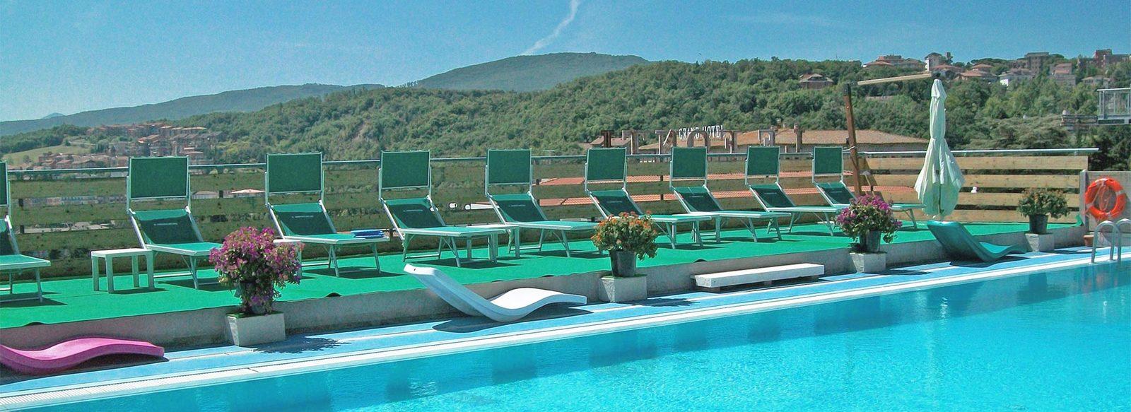 Una delle località termali più famose d'Italia