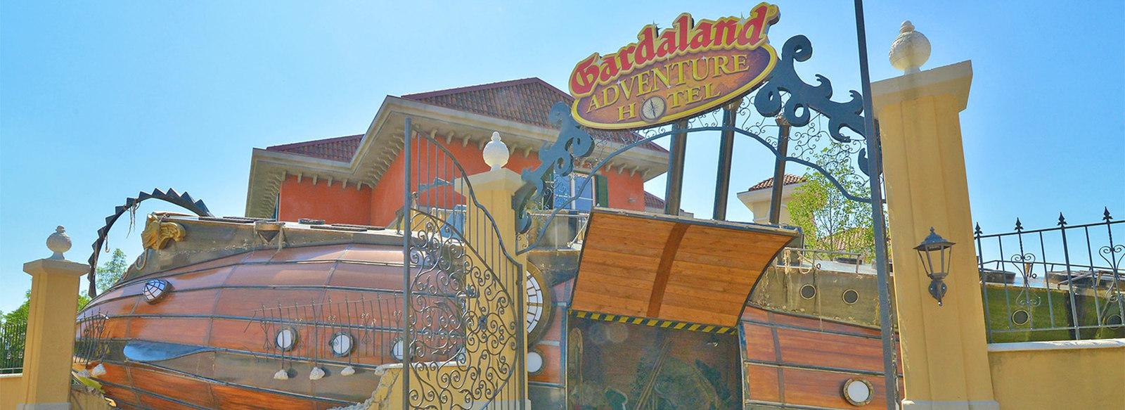 Magico soggiorno, con ingresso a Gardaland