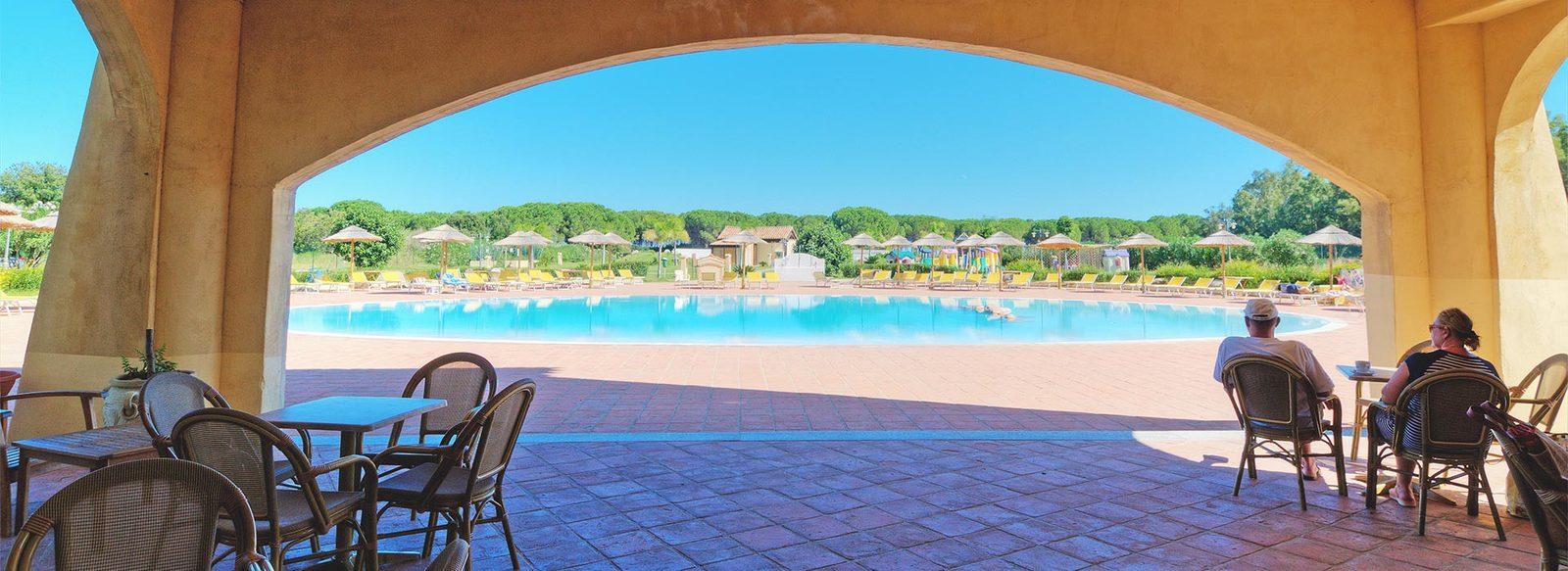 Hotel per famiglie con ampia spiaggia