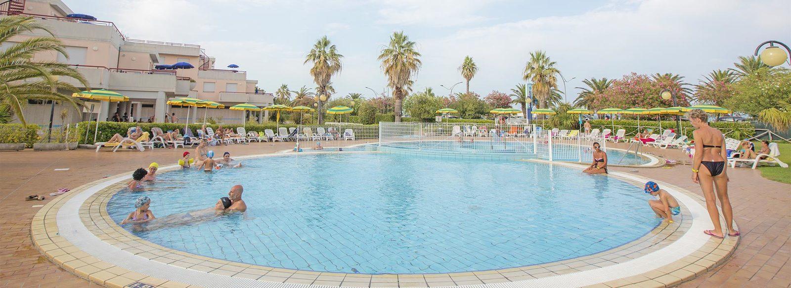 Resort 3* fronte mare