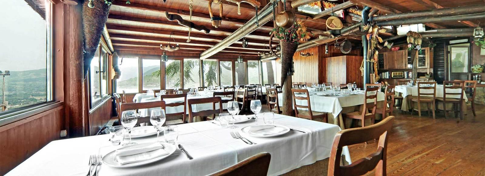 Silenzio, relax e natura - ristorante