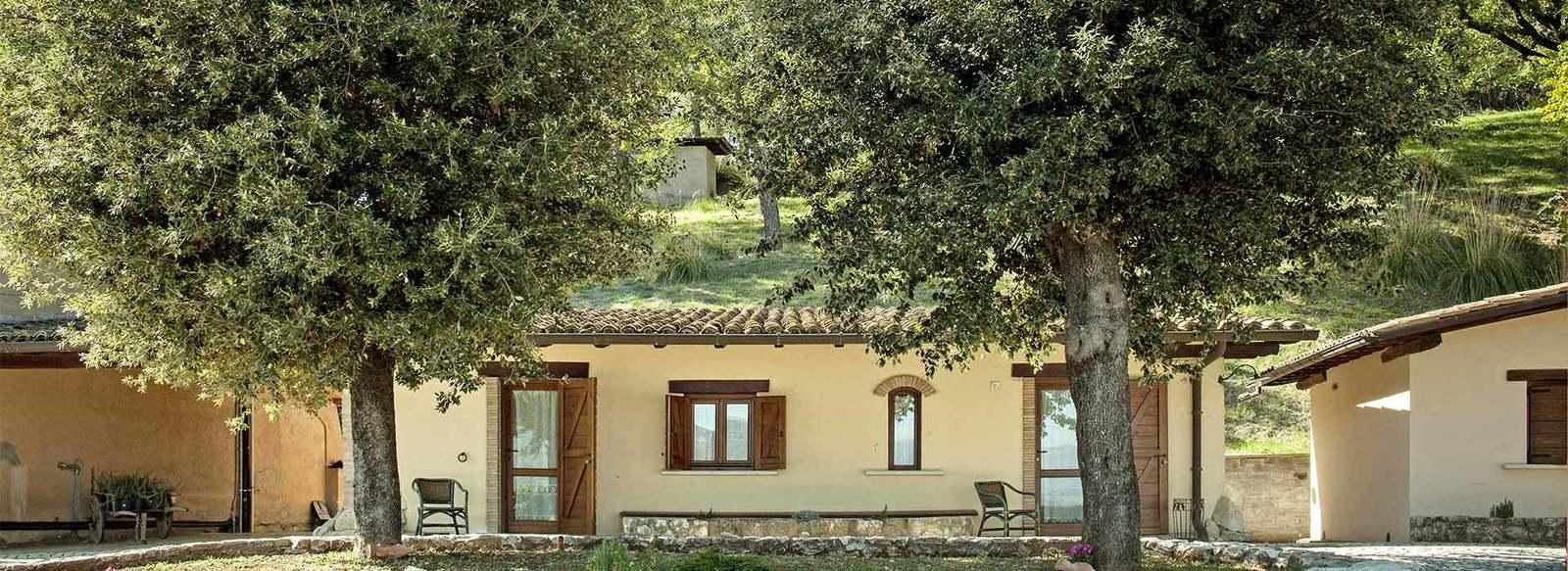 Silenzio, relax e natura - struttura