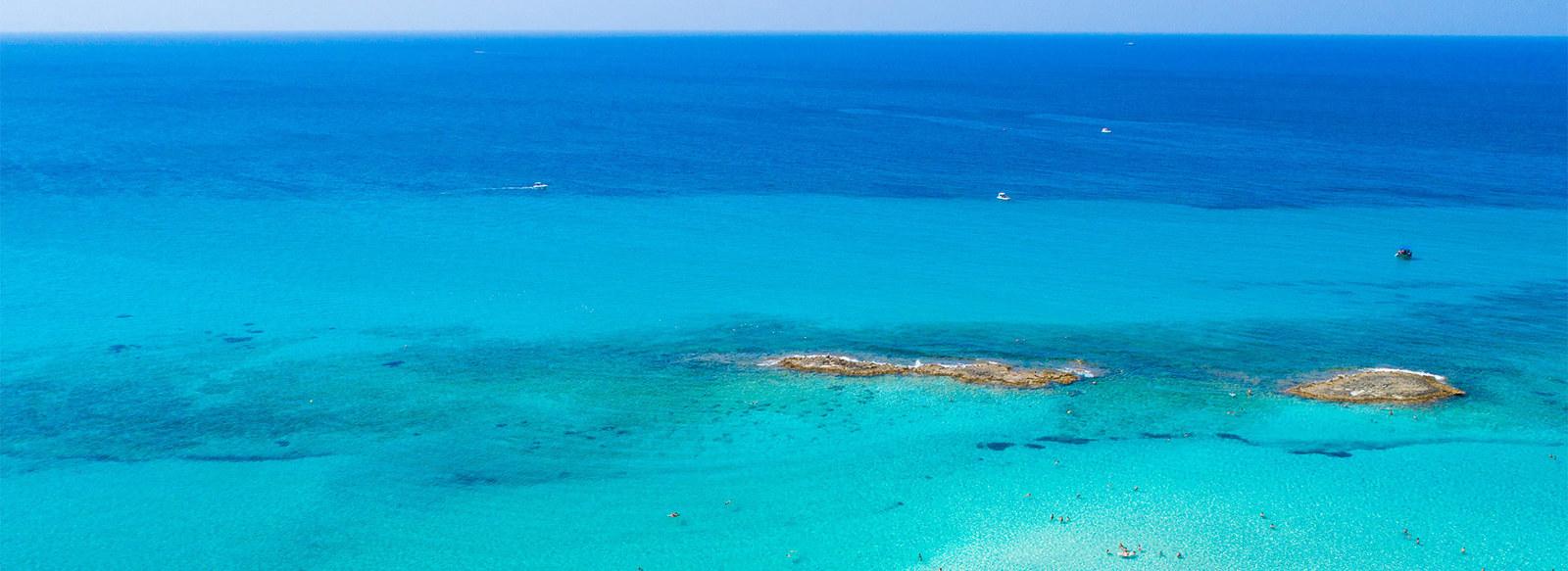 Sul bellissimo mare del Salento