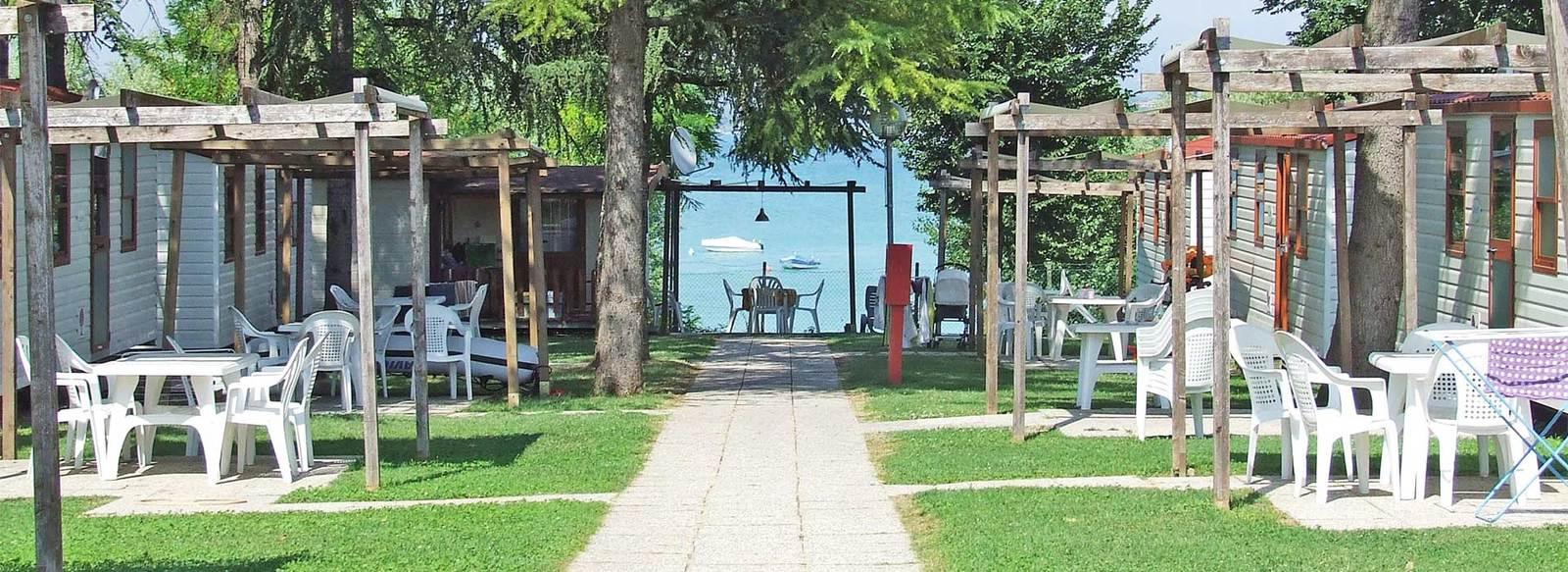 Soggiorno in riva al lago