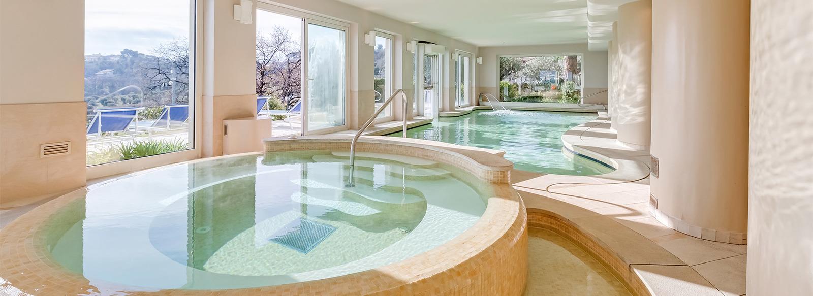 Ambiente di lusso per un soggiorno di benessere