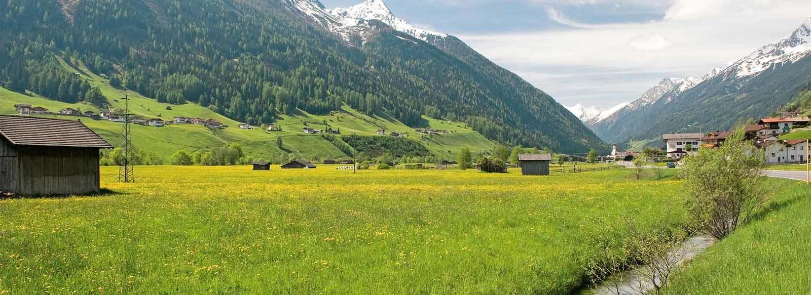 Vacanze nella Valle dello Stubai