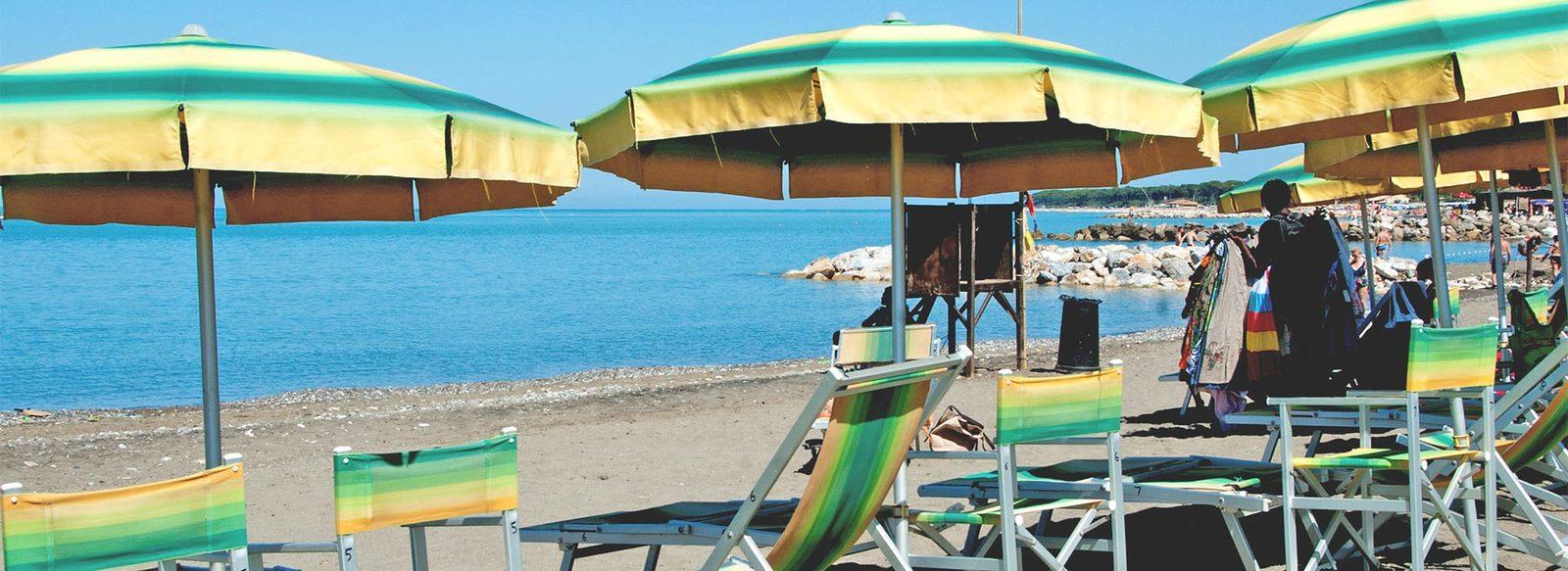 Bungalow per famiglie, con spiaggia inclusa