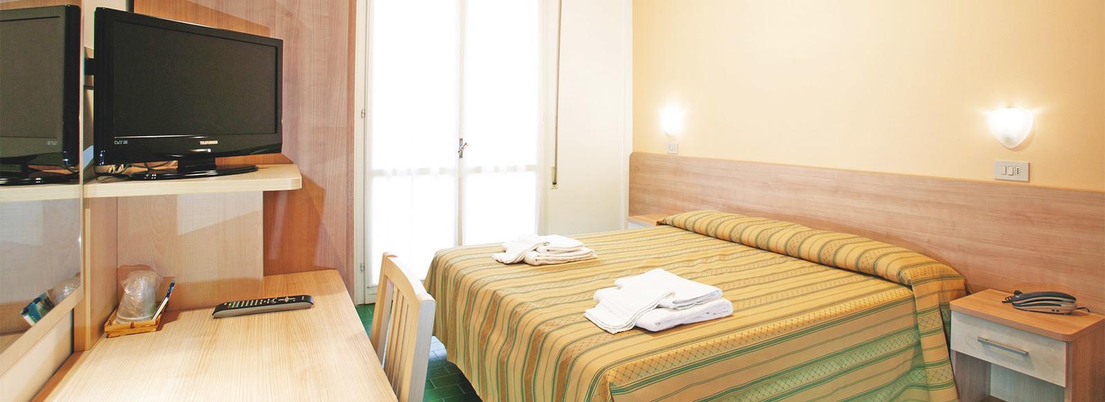 Accoglienza e divertimento in moderno family hotel 3*