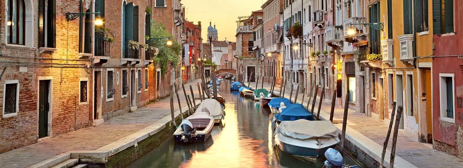 A conduzione familiare, nella Laguna di Venezia