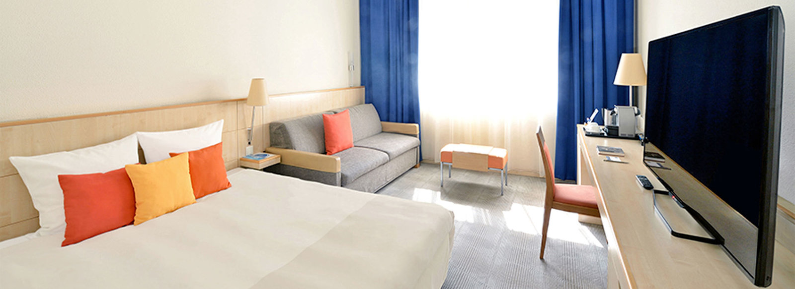 Elegante Hotel 4* in stile liberty, nel cuore di Budapest