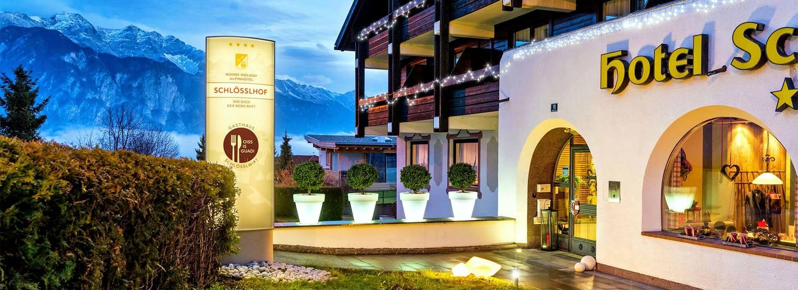 Hotel di charme ad Axams