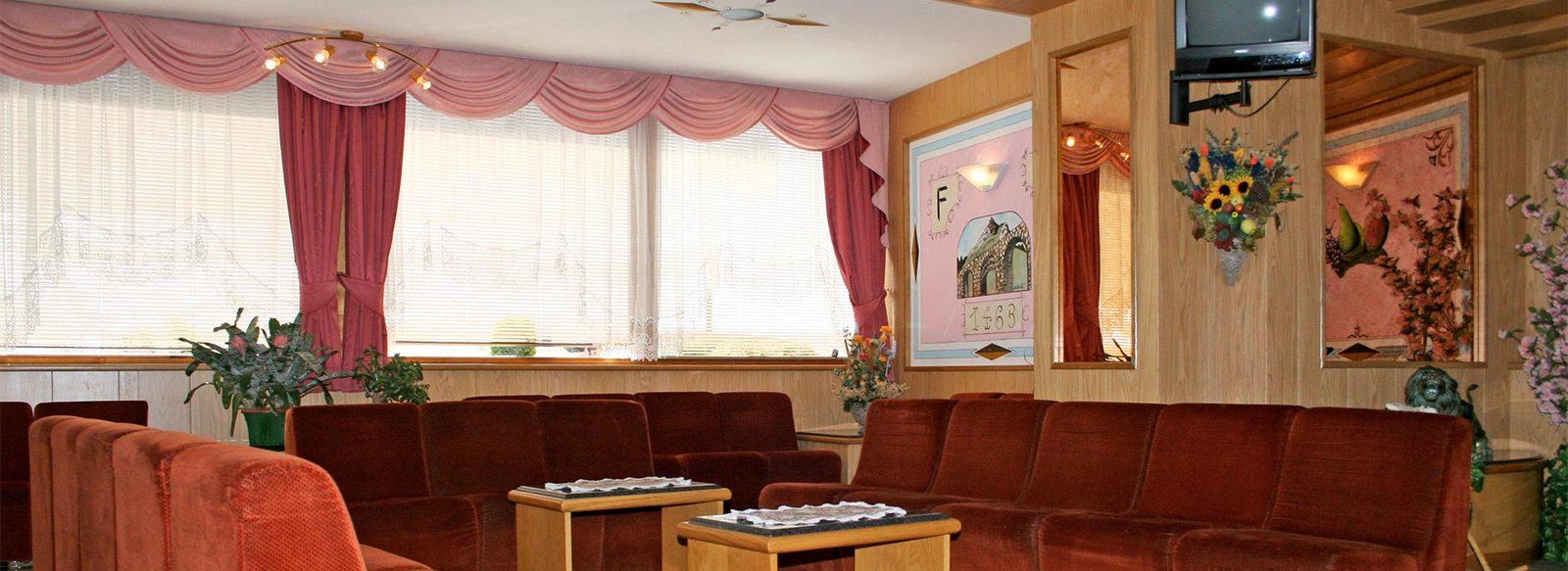 Hotel 3* in centro a Cavedago