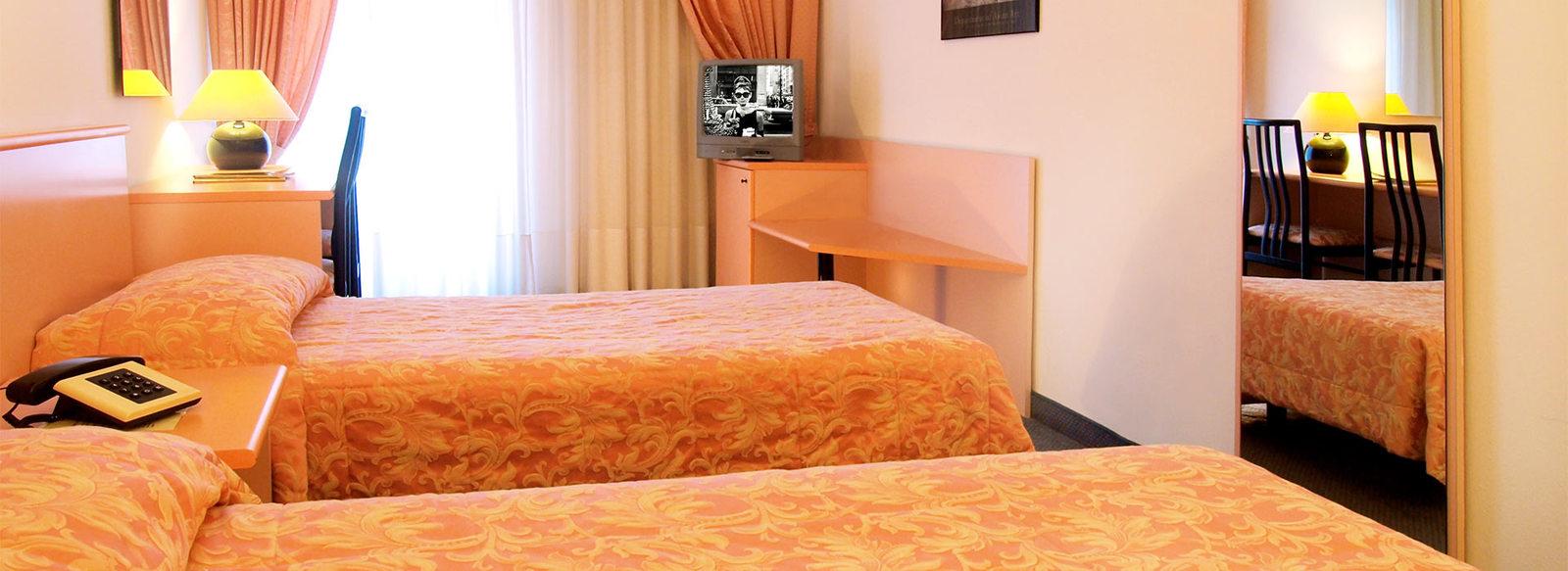 Hotel 3* in centro